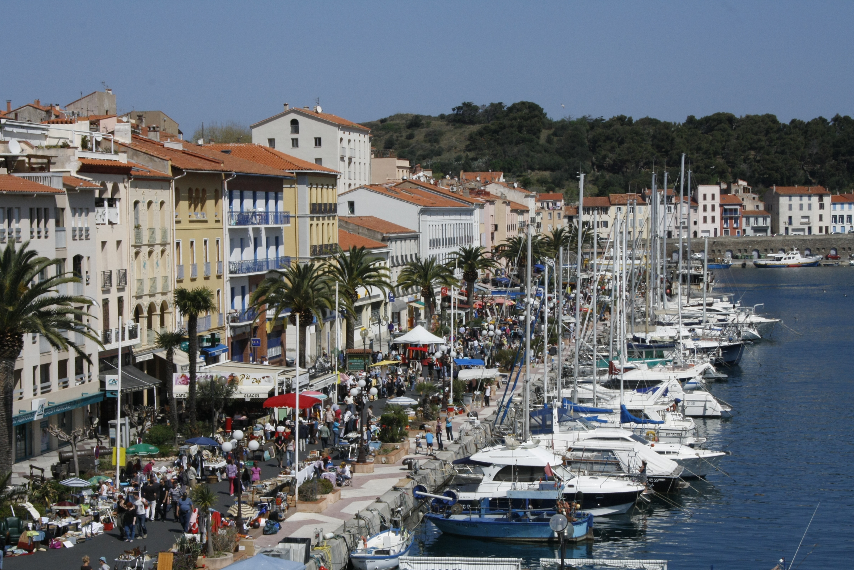 Port vendres modification des droits de port et de navigation - Immobilier port vendres pyrenees orientales ...
